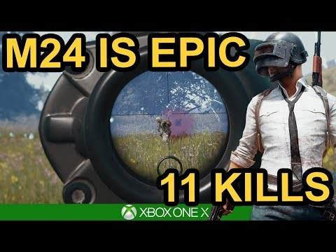 ALL THE HEADSHOTS / PUBG Xbox One X
