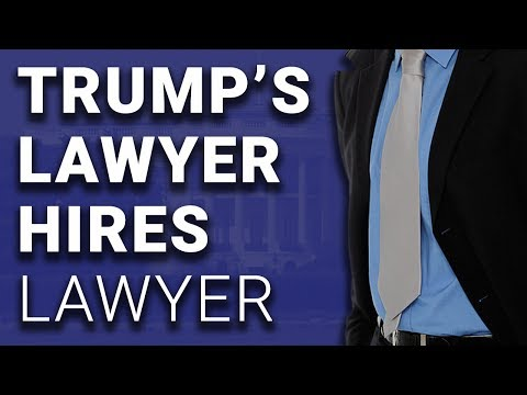 Uh-Oh Trumps Lawyer Hires a Lawyer So Does Mike Pence