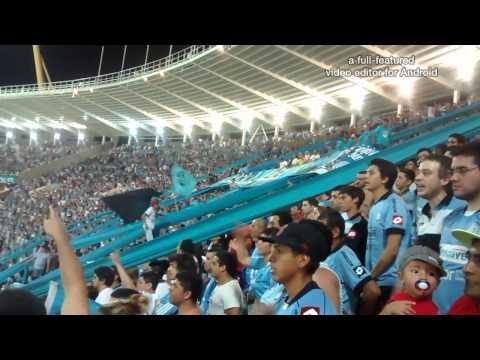 Video - Hinchada de Belgrano vs Independiente 2014 - Los Piratas Celestes de Alberdi - Belgrano - Argentina