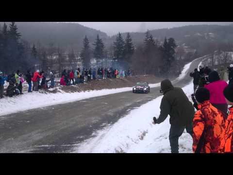 Wrc rally monte carlo 2015 ss5 ogier