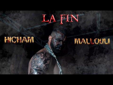 HICHAM MALLOULI - LA FIN | النهاية (Official Music Video) Prod By Enam Beats