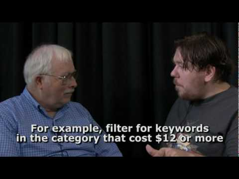 Watch 'Finding Valuable Keywords For Your Small Business Website'