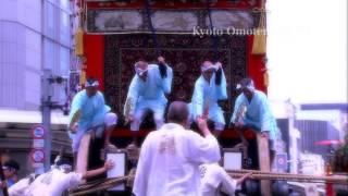 「京都おもてなしTV」京都四季・祇園祭2014
