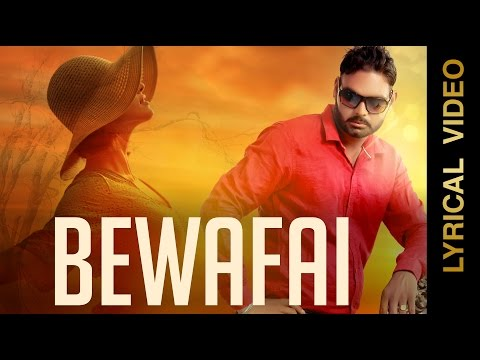 Video New Punjabi Songs 2015 | BEWAFAI | RAVINDER DHILWAN | LYRICAL VIDEO |  Punjabi Sad Songs 2015 download in MP3, 3GP, MP4, WEBM, AVI, FLV January 2017