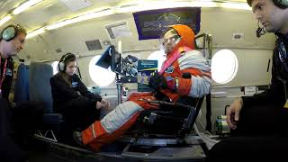 Conversational Geek in Zero-G