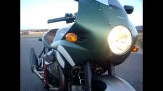 10. Moto Guzzi V11 Lemans Tenni