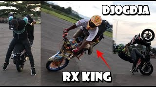 Video RX KING SYADIS ! STUNTRIDER DJOGDJA MP3, 3GP, MP4, WEBM, AVI, FLV Maret 2019
