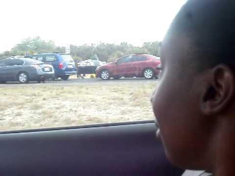Traffic in Fort Hood, TX
