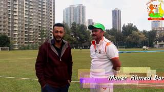 DLSWCC Cricketing Night Preview - Interviews with players for 2015-16 (Part 2)
