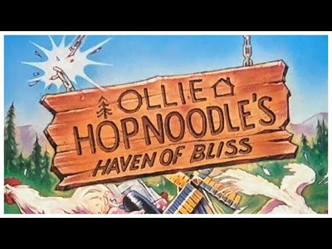 Ollie Hopnoodle's Haven Of Bliss (Full Movie)
