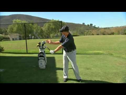 Golf Swing Release  Stage 1 to a Proper Release   Hinge and Re Hinge