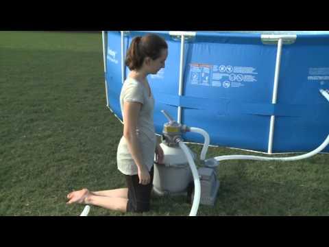 Sandfilterpumpe Flowclear Bestway***Deutsch