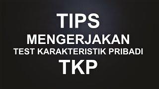 Download Video Tips Mengerjakan Soal Test Karakteristik Pribadi MP3 3GP MP4