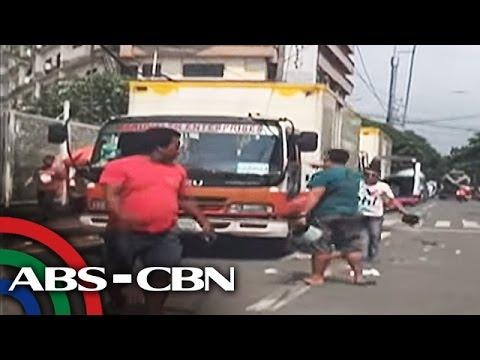TV Patrol: Away sa kalsada ng truck driver at pedestrian