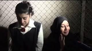بالفديو #معاناة_عراقية تطرد من منزلها في البصرة #العراق الى اين