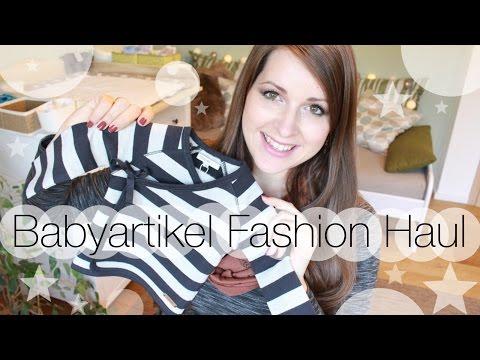 Babyartikel Fashion Haul