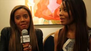 Angela and Vanessa Simmons encourage - YouTube