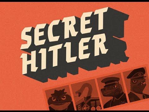 Тайный Гитлер - УМРУ ЗА РОДИНУ  #2 (Secret Hitler на русском)
