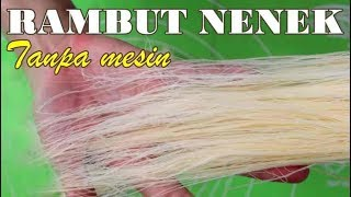 Video Gulali Rambut Nenek Kering Tanpa Mesin | Arbanat Jajanan SD MP3, 3GP, MP4, WEBM, AVI, FLV Januari 2019