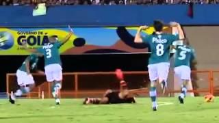 Campeonato Brasileiro 2013 - Goiás 1 x 1 Flamengo - Estádio: Serra Dourada - Gol do Verdão: Walter - Público: 32.049 - Renda: 769.400,00 - Imagens: ...
