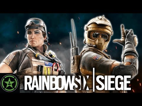 Gridlock and Mozzie - Rainbow Six: Siege | Let's Play