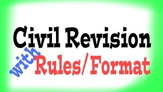 Visit to the channel and subscribe for the notification of latest videoswww.youtube.com/c/lawlearningbyanuragroy                          Visit to the playlist on channel and learn                             Drafting,  format,  legal concept etc,Suggest your own topics related to law, drafting,  format etcBe connected and help us to enlarge the community as well as to spread the legal knowledge all over the country.