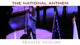 Teyana Taylor - The National Anthem (Jordan Classic) 2014