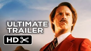 Nonton Anchorman 2  The Legend Continues Ultimate Trailer  2013  Will Ferrell Movie Hd Film Subtitle Indonesia Streaming Movie Download