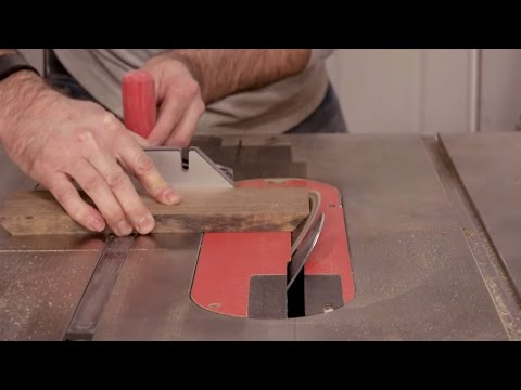 Rockler JIG IT Hinge Mortising System Overview by David Picciuto