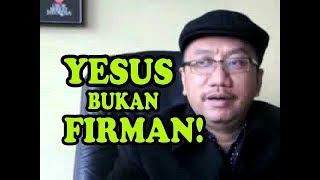 Video YESUS BUKAN FIRMAN MP3, 3GP, MP4, WEBM, AVI, FLV November 2018