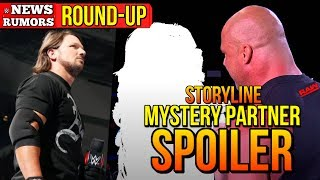 """SPOILER! Kurt Angle MYSTERY PARTNER & STORYLINE REVEALED, #SummerSlam CHANGES & Star Returning, New Matches Planned!, + More! [#WWE News & Rumors Round Up 165]...Elbow Drop The """"LIKE"""" 👍🏼 & Turn ON Notifications! 🛎►http://www.wrestlecrate.com/Use Promo code - MACHOT To Get 10% OFF Discount Of Your 1st Crate!More NEW Episodes Of WWE News & Rumors Throughout The Week.► Follow Me!• Twitter - https://twitter.com/MachoT_YT💪 JOIN ME! HELP ME REACH ➡️50,000⬅️ SUBSCRIBERS!SUBSCRIBE! For WWE 2K Games + WWE News & Rumors!► For WWE News/Rumors & WWE 2K17 Content, Updates, & Tutorials • SUBSCRIBE! - https://www.youtube.com/c/DRsMachoTChannel Description:• All Things WWE & WWE 2K Games. Multiple News & Rumors Round-Up Episodes throughout the week, keeping you guys up to date on all the News & Rumors in Wrestling, leading up to Raw, Smackdown, NXT, & PPVs like Wrestlemania! Also WWE 2K18 News, Content & More!Thank You For Watching!- Macho T"""
