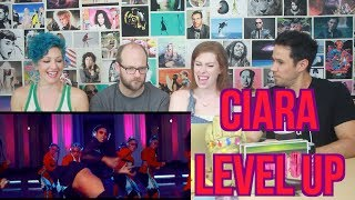 Ciara - Level Up - REACTION