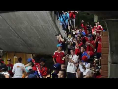 DIM vs envigado / Matador de la cuna al cajon - Rexixtenxia Norte - Independiente Medellín