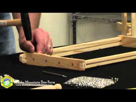 Cross-Wiring a Frame