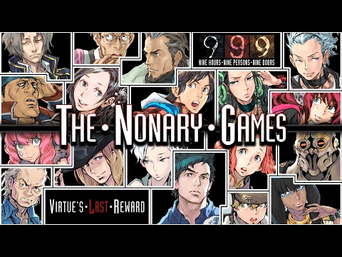 Zero Escape: The Nonary Game