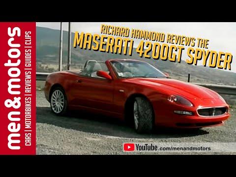 Richard Hammond Reviews The Maserati 3200 GT Spyder