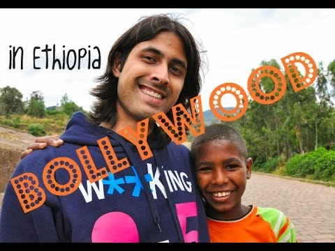 Bollywood In Lalibela: How Indian Movies Influence Kids In Ethiopia