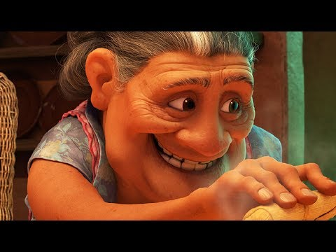 Things Only Adults Notice In Coco (видео)