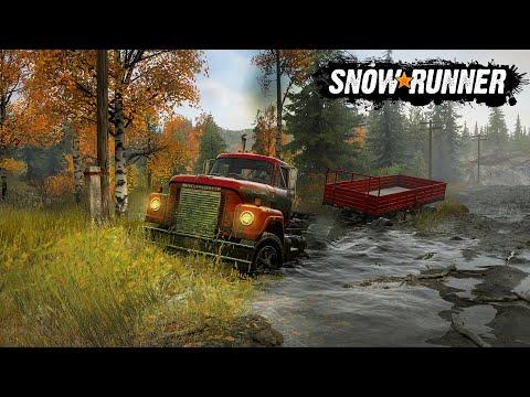 Western Star Grain Truck v1.0