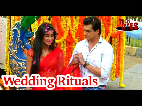Wedding Rituals continue in Yeh Rishta Kya Kehlata