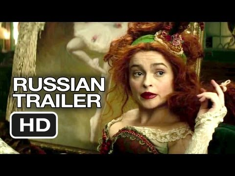 The Lone Ranger Official Russian Trailer (2013) - Johnny Depp Movie HD