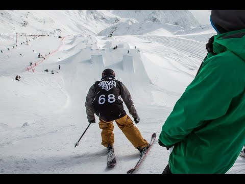 Stubai Freeski Open 2016 - Highlights