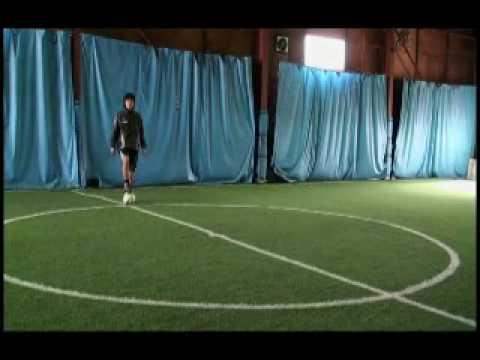 ボールタッチトレーニング
