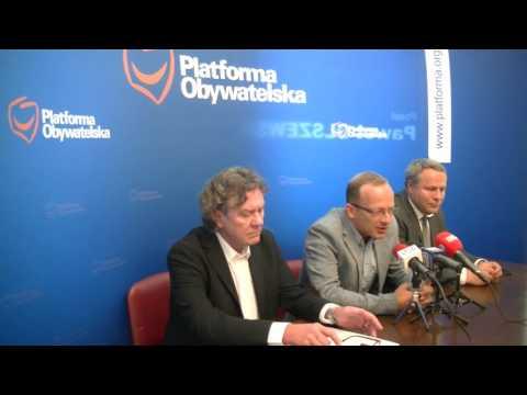 Politycy PO z Bydgoszczy o projekcie finansowania in vitro