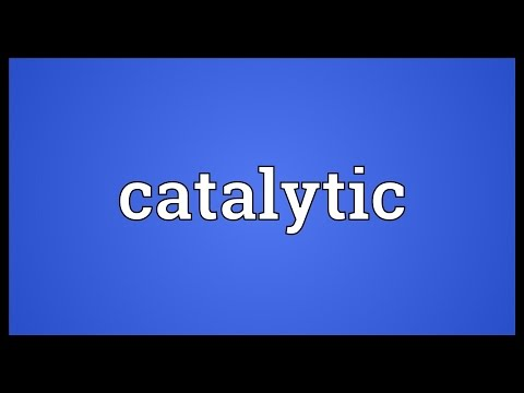 Catalytic Meaning