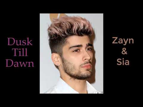 ZAYN - Dusk Till Dawn ft. Sia (Lyrics / Lyric Video) 🔥🔥 Pop | Radio Edit | 2017 | HD | (видео)
