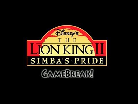 Disney's The Lion King II Simba's Pride Gamebreak! (PC) Gameplay