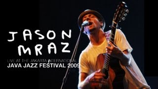 "Jason Mraz ft. Dira ""Lucky"" Live at Java Jazz Festival 2009"