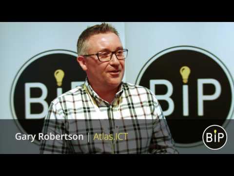 Gary Robertson, Atlas ICT