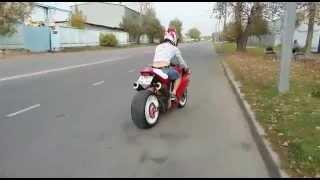 10. Custom Ducati Supersport 900